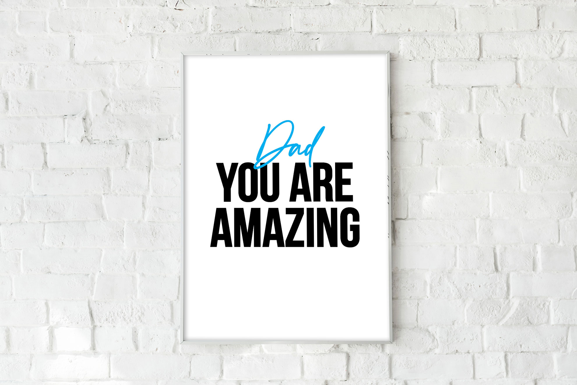 You Are Amazing - Print